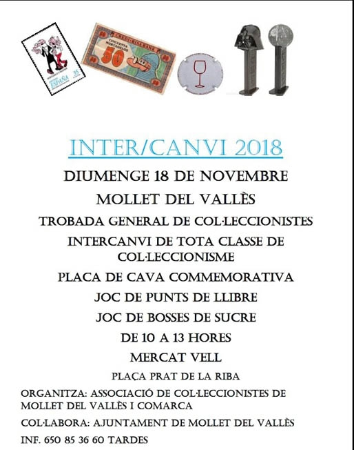 Intercambio 2018 en Mollet del Valles